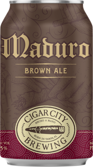 Maduro Brown Ale (Cigar City)
