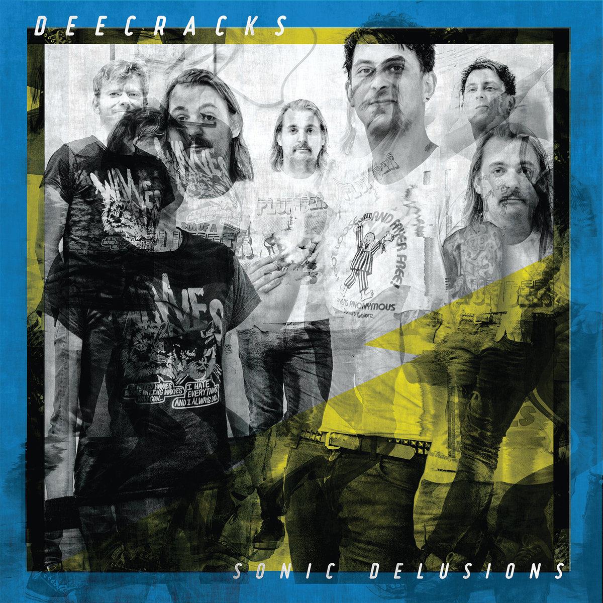 Deecracks – Sonic Delusions (Vinyl)