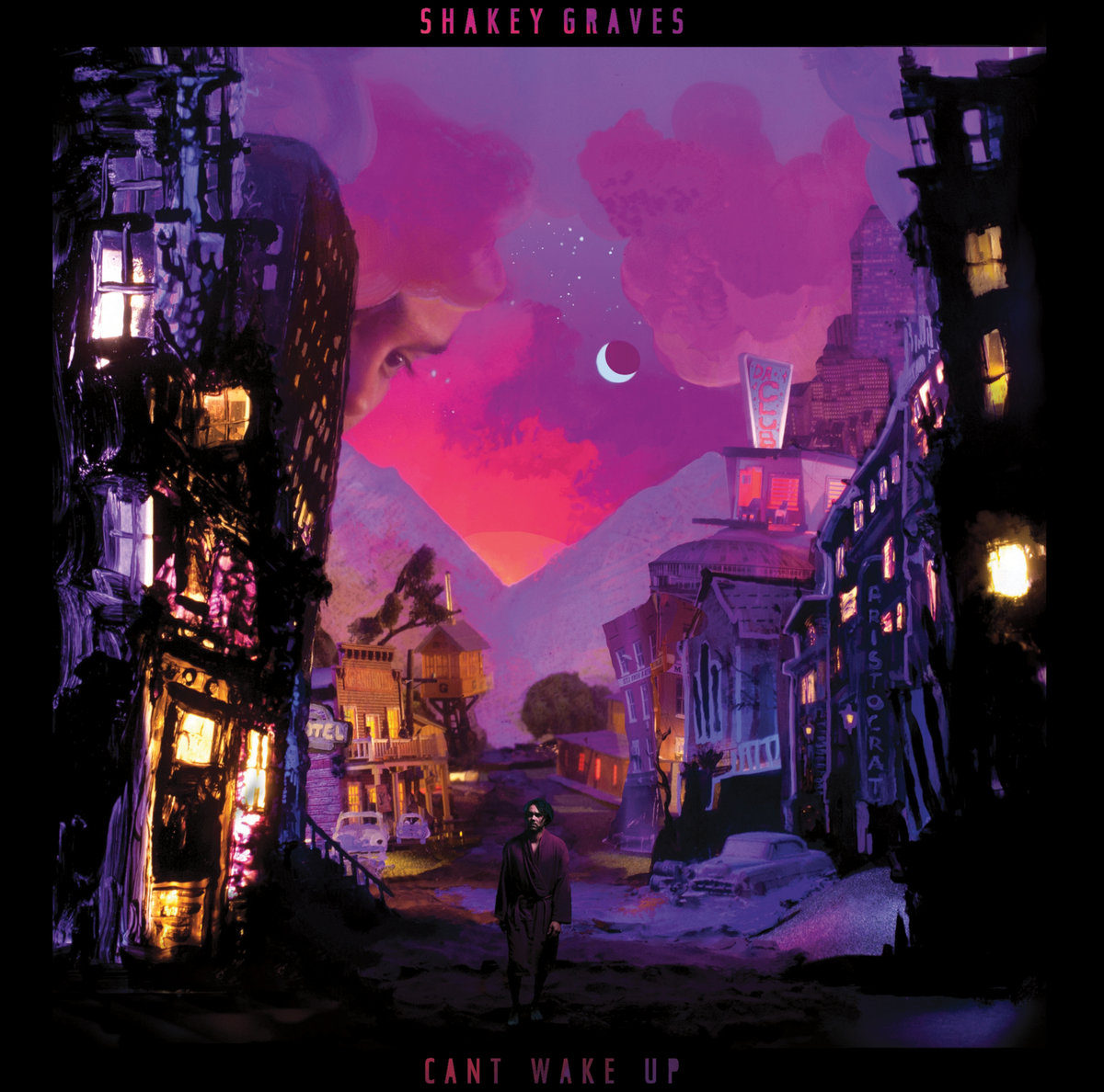 Shakey Graves – Can't Wake Up