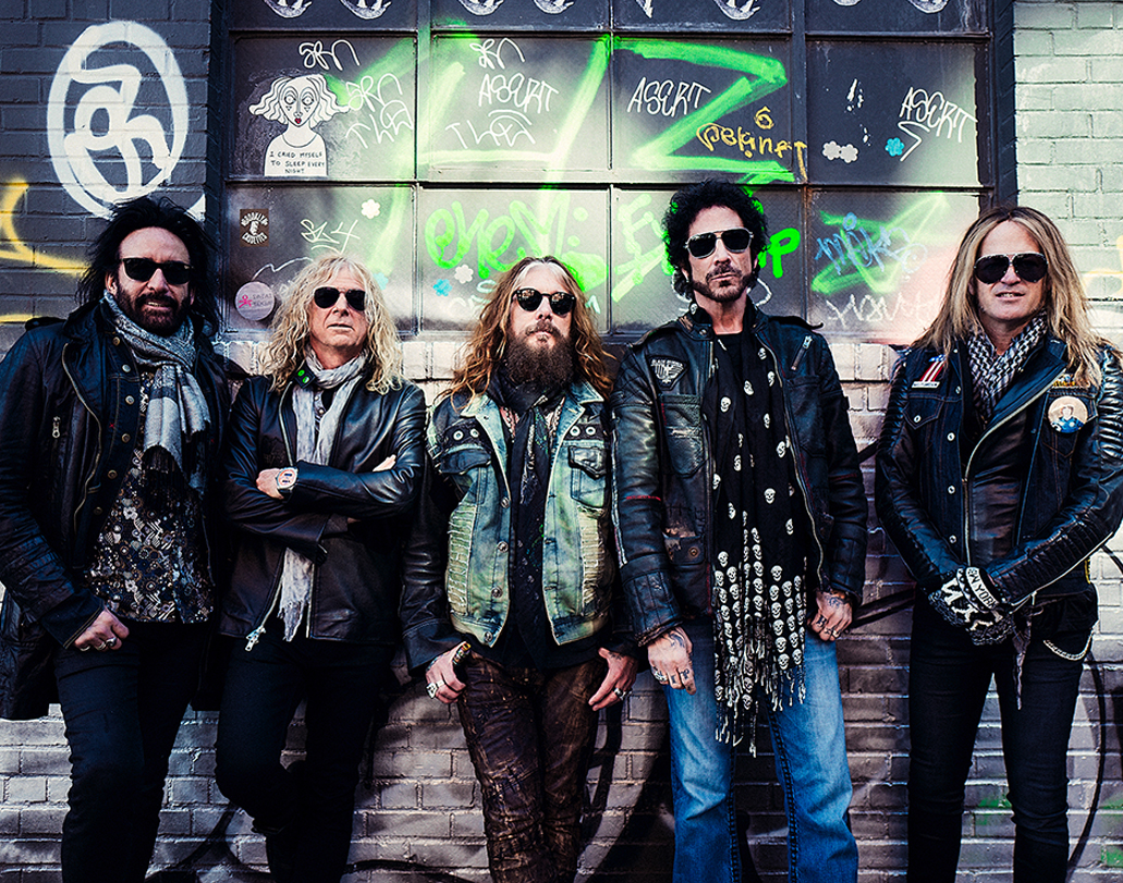 """The Dead Daisies """"Rise Up"""""""
