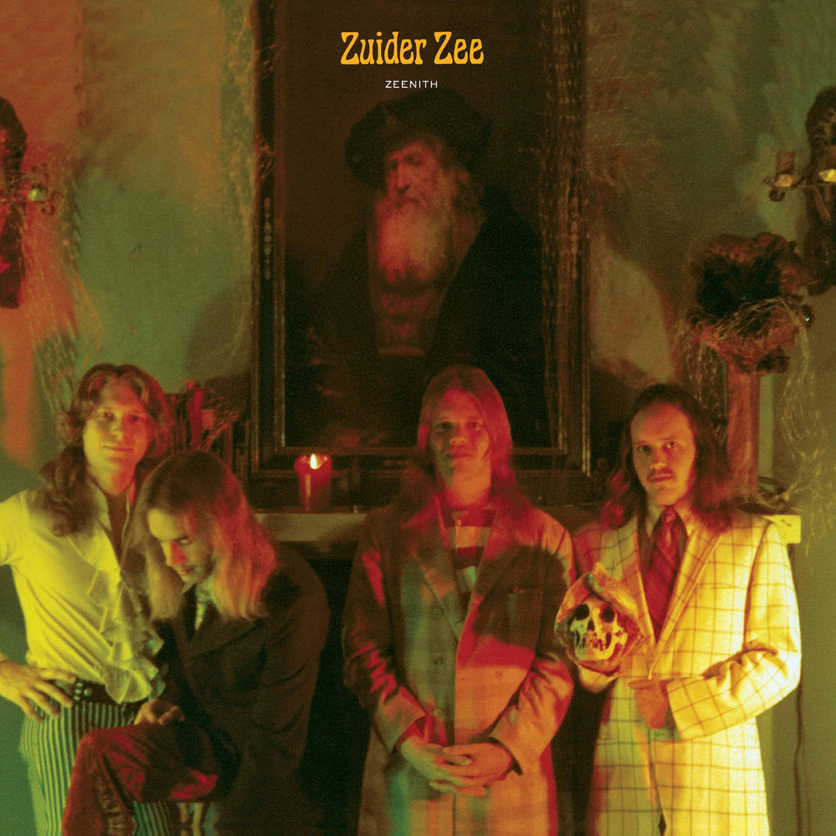 Zuider Zee – Zeenith (Light in the Attic Records)