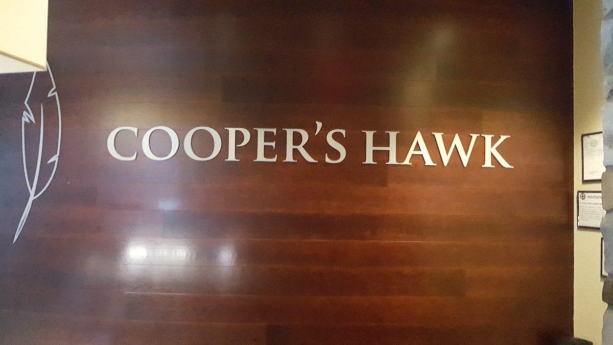 Cooper's Hawk Winery & Restaurant (Cincinnati, Ohio)