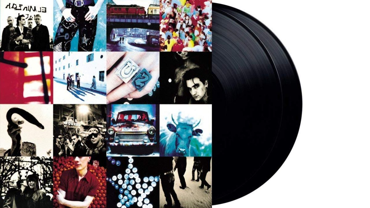 U2 – Achtung Baby, Zooropa and The Best of 1980-1990 (Vinyl)