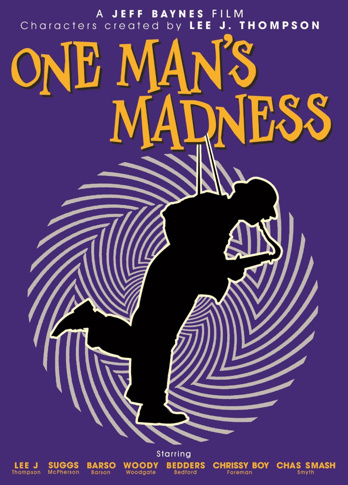 One Man's Madness (DVD)