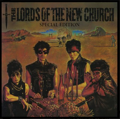 The Lords of the New Church – The Lords of the New Church: Special Edition (CD)