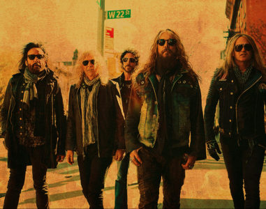 "The Dead Daisies ""Dead and Gone"""