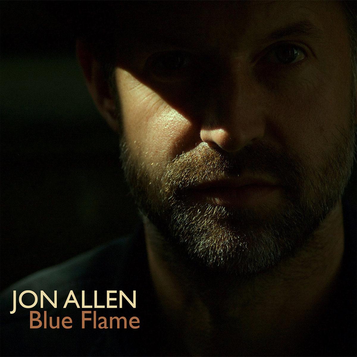 Jon Allen – Blue Flame