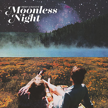 Freddy & Francine – Moonless Night (CD)