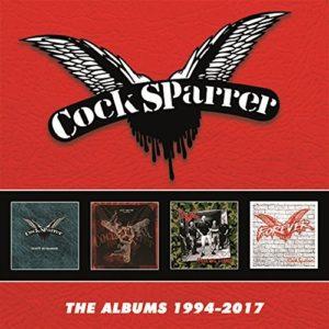 Cock Sparrer – the Albums 1994-2017 (CD Box Set)