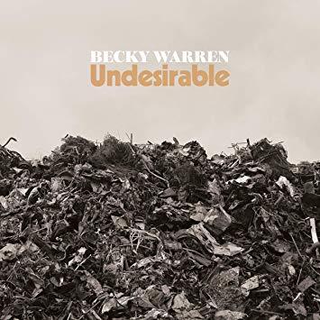 Becky Warren – Undesirable (CD)