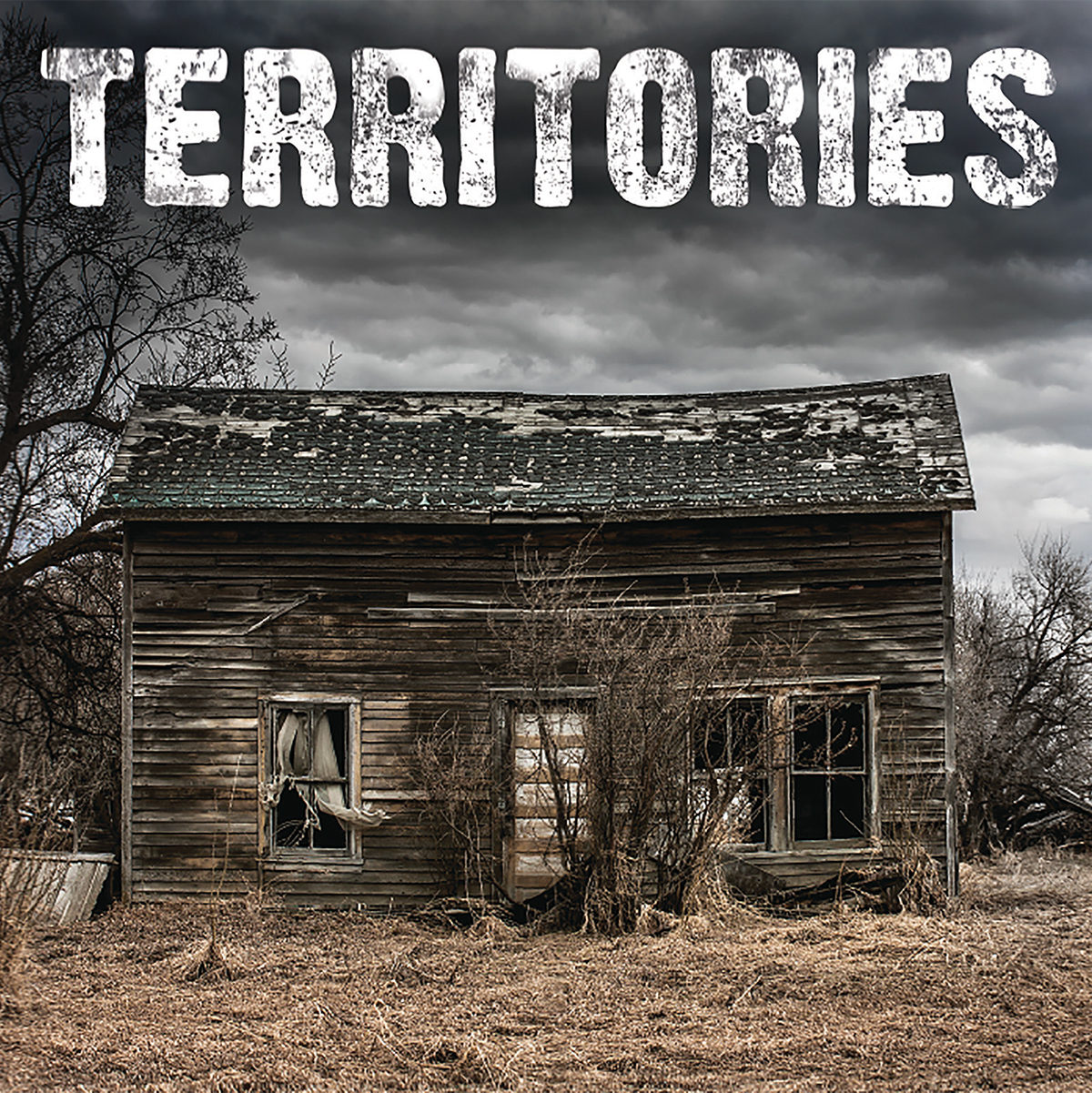 Territories – Self-Titled (Pirates Press)