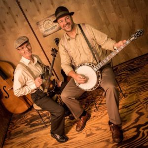 The Appalachian Road Show (Barry Abernathy and Darrell Webb)