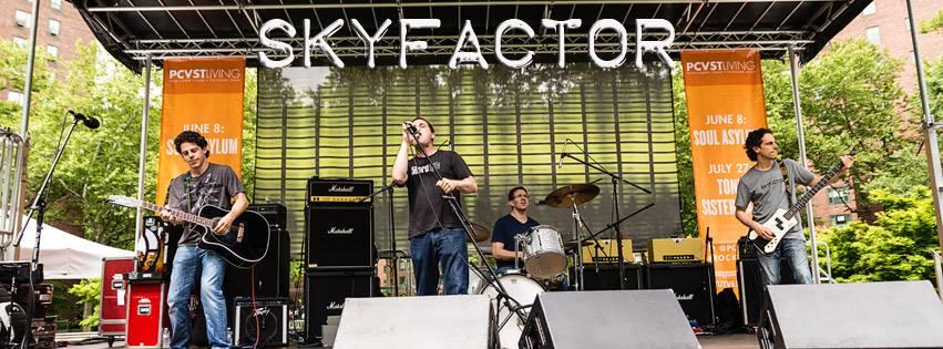 Skyfactor releases full length LP