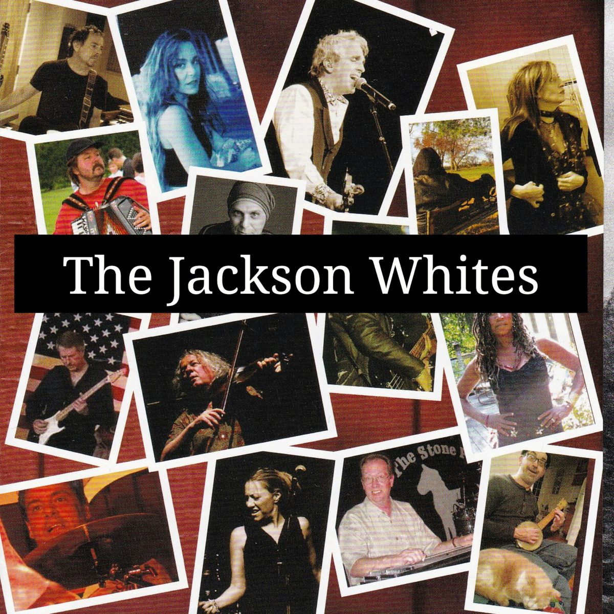 The Jackson Whites – Dressed To Get Naked