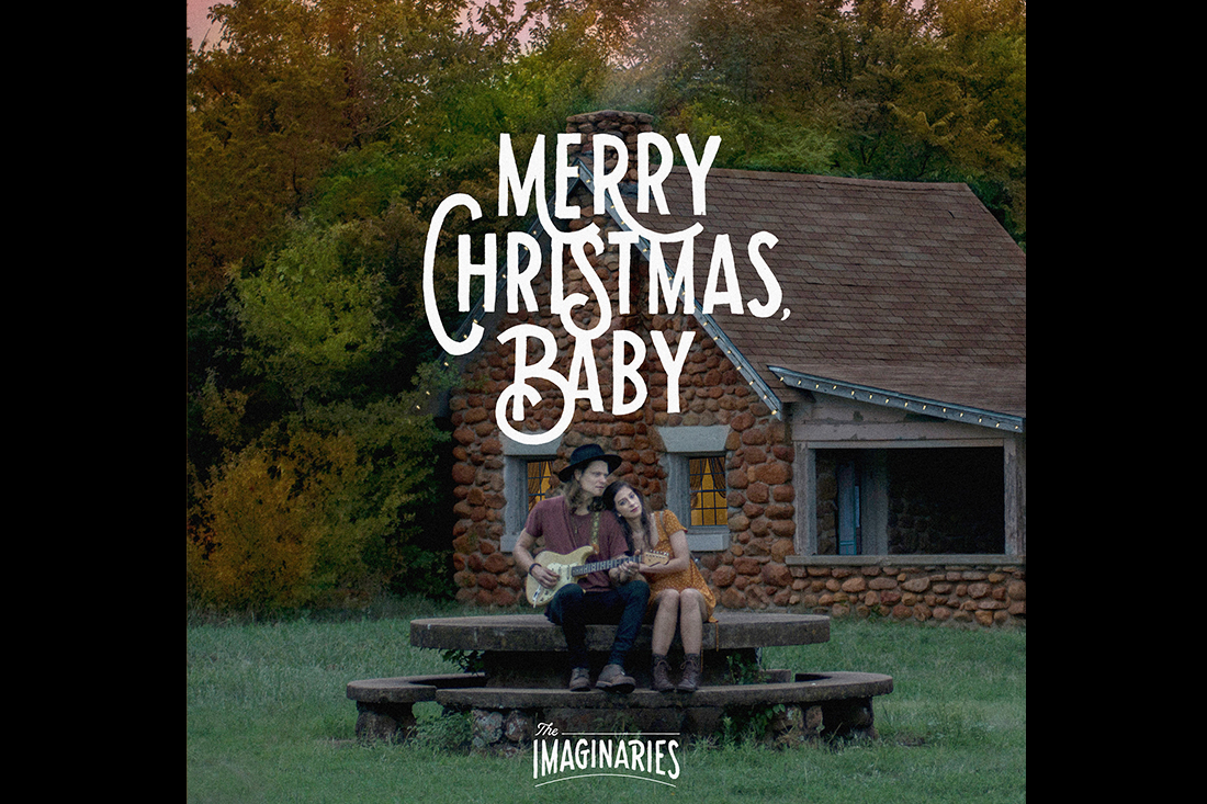 """The Imaginaries ft. Maggie McClure & Shane Henry """"Merry Christmas, Baby"""" and """"First Thing On My Christmas List"""""""