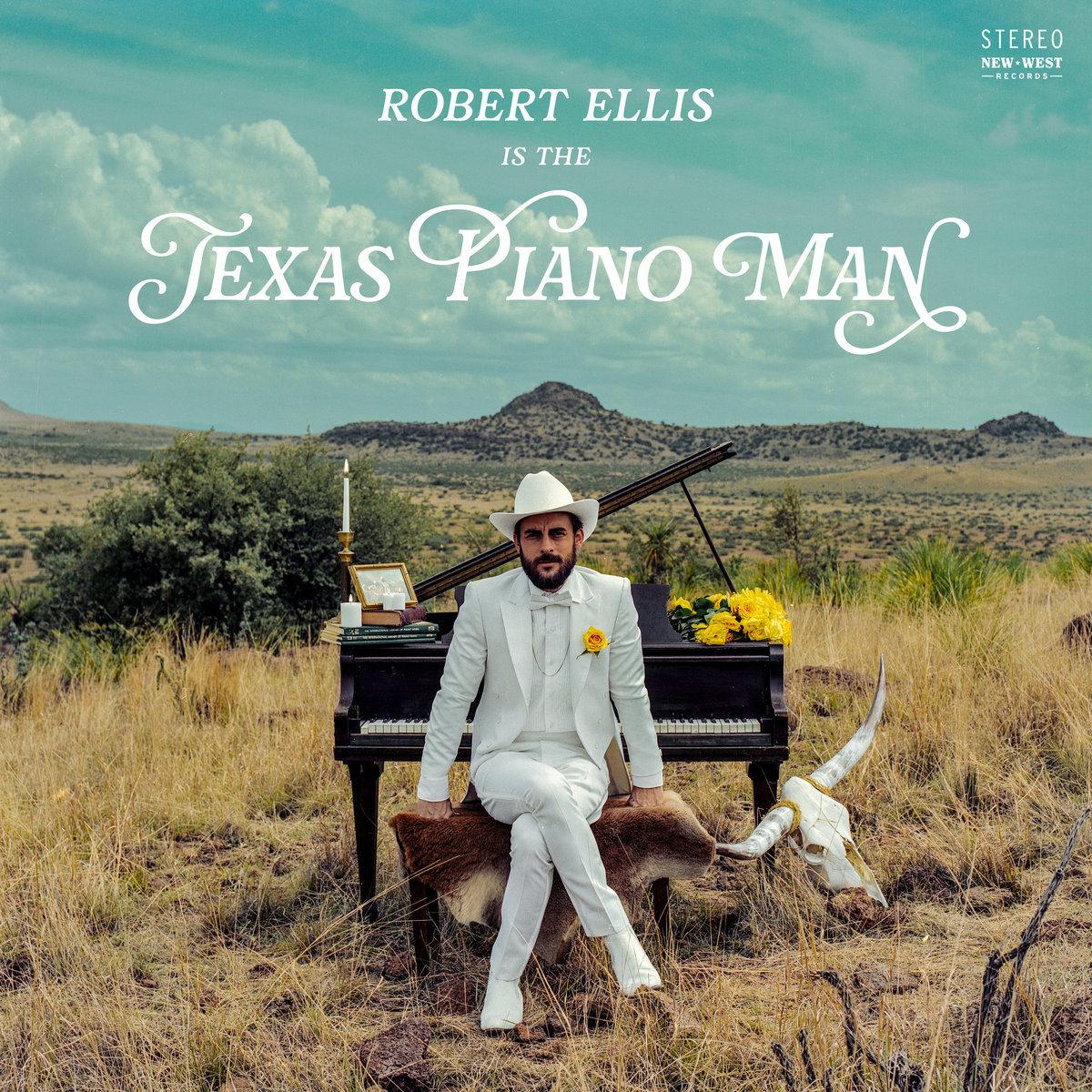 Robert Ellis – Texas Piano Man (CD)