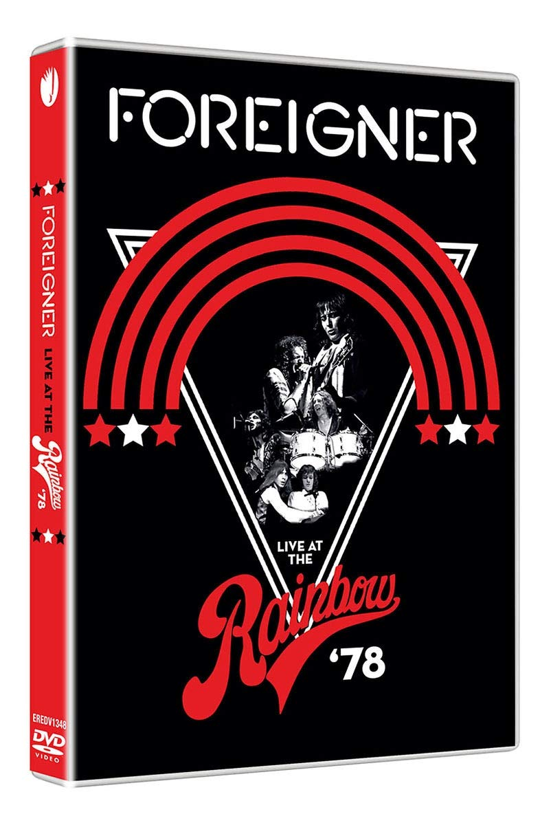 Foreigner – Live at the Rainbow '78 (DVD)