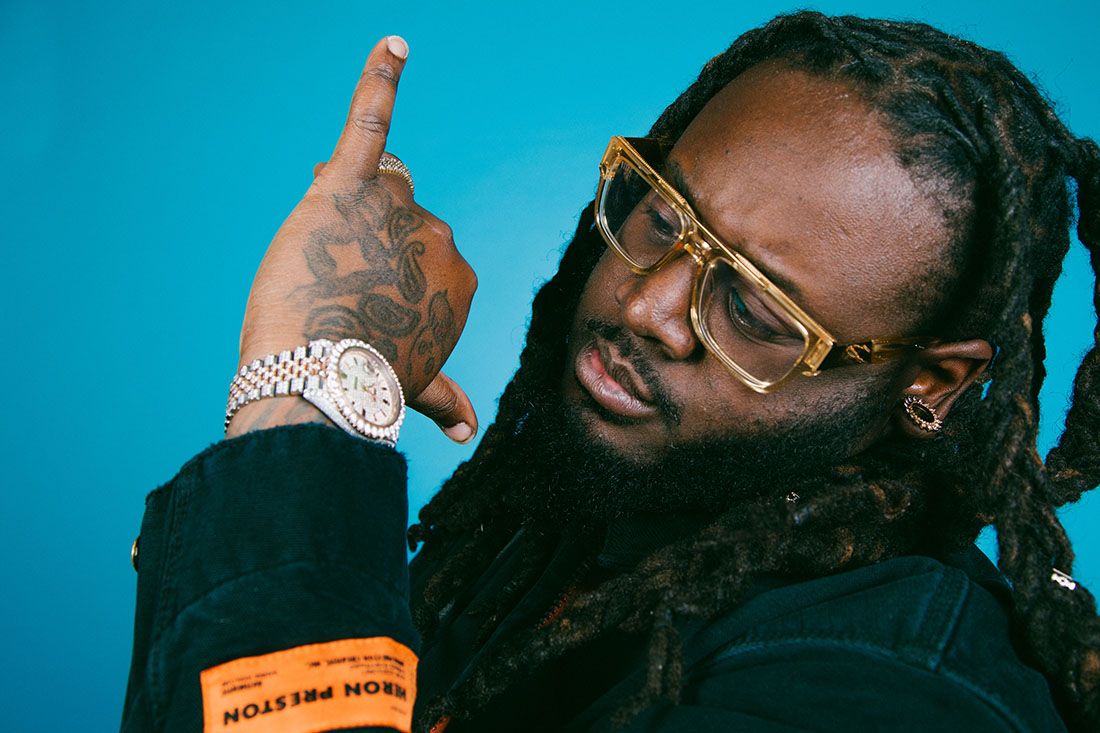 "T-Pain ft. O.T. Genasis ""A Million Times"""