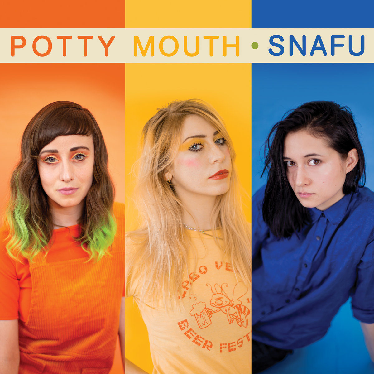 POTTY MOUTH – Snafu (CD)