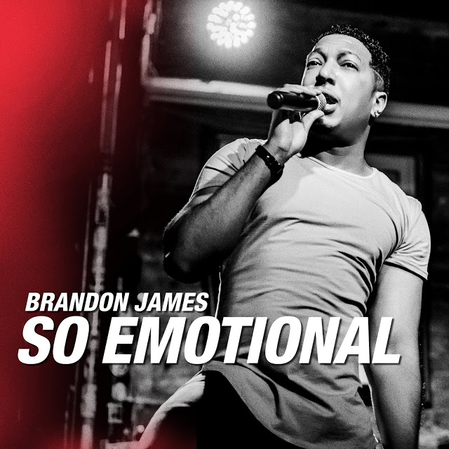 Brandon James – So Emotional