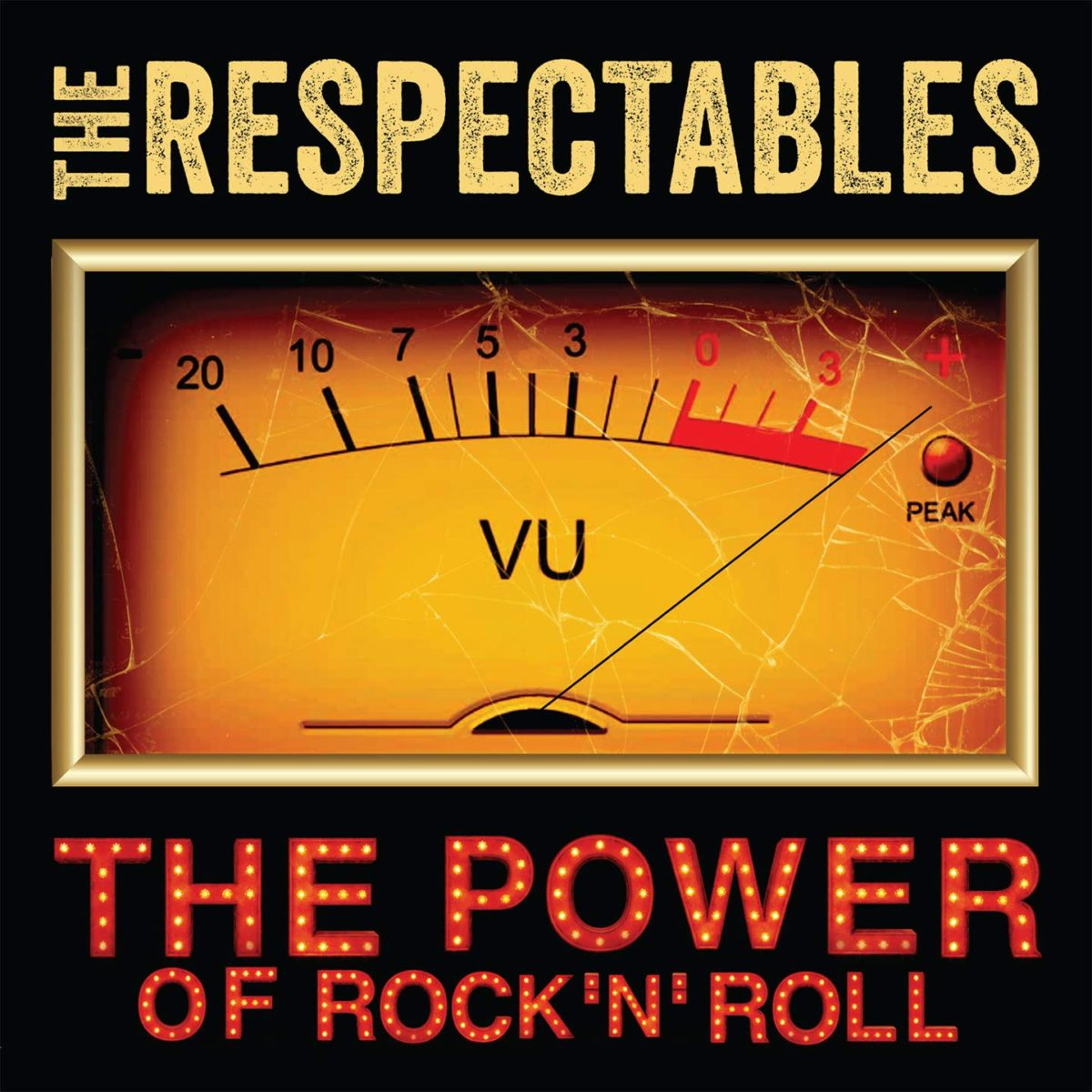 The Respectables release The Power of Rock and Roll