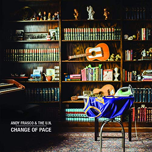 Andy Frasco & The U.N. – Change of Pace (CD)