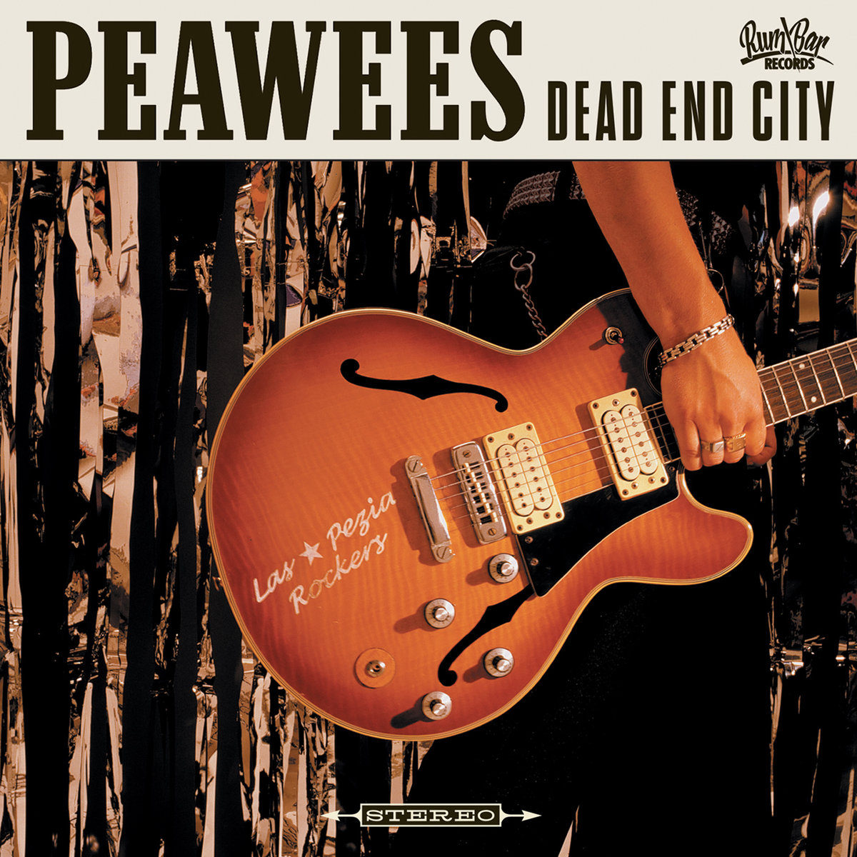 PEAWEES – Dead End City [Reissue]