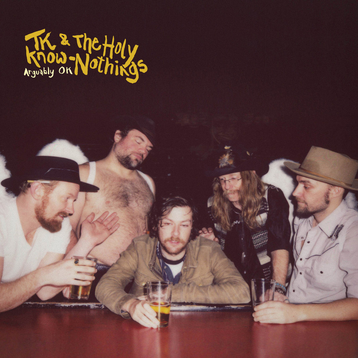TK & The Holy Know-Nothings – Arguably OK