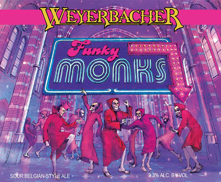 Funky Monks (Weyerbacher)