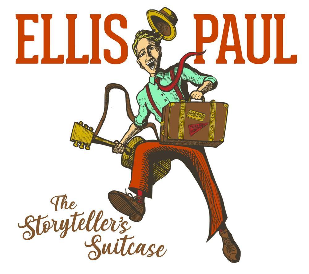 Ellis Paul – The Storyteller's Suitcase (CD)