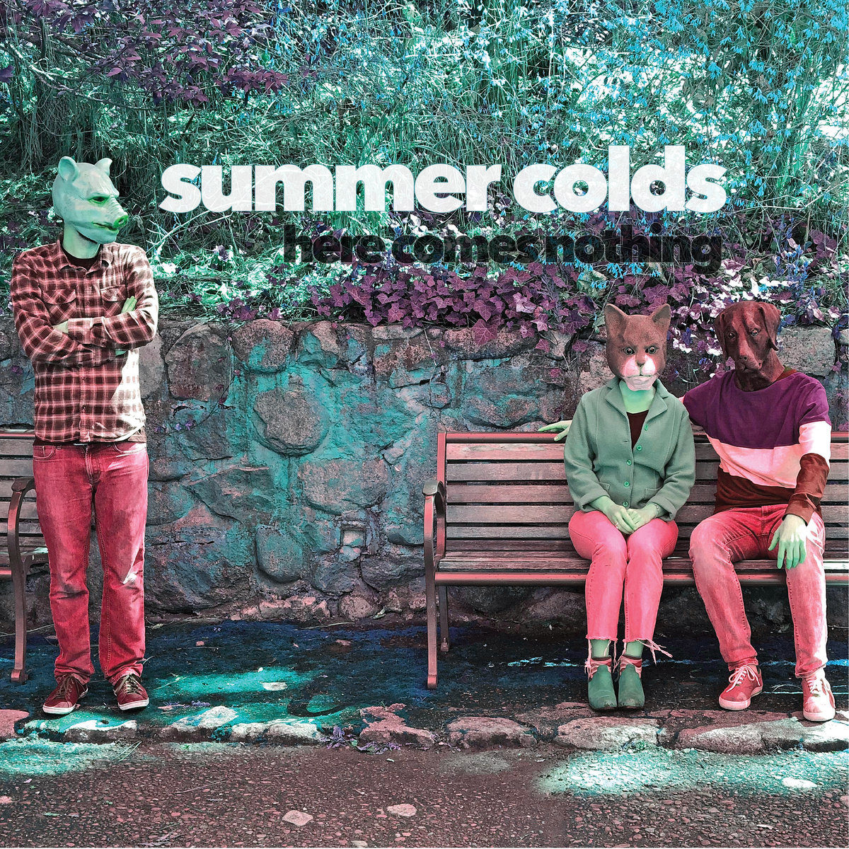 Summer Colds – Here Comes Nothing