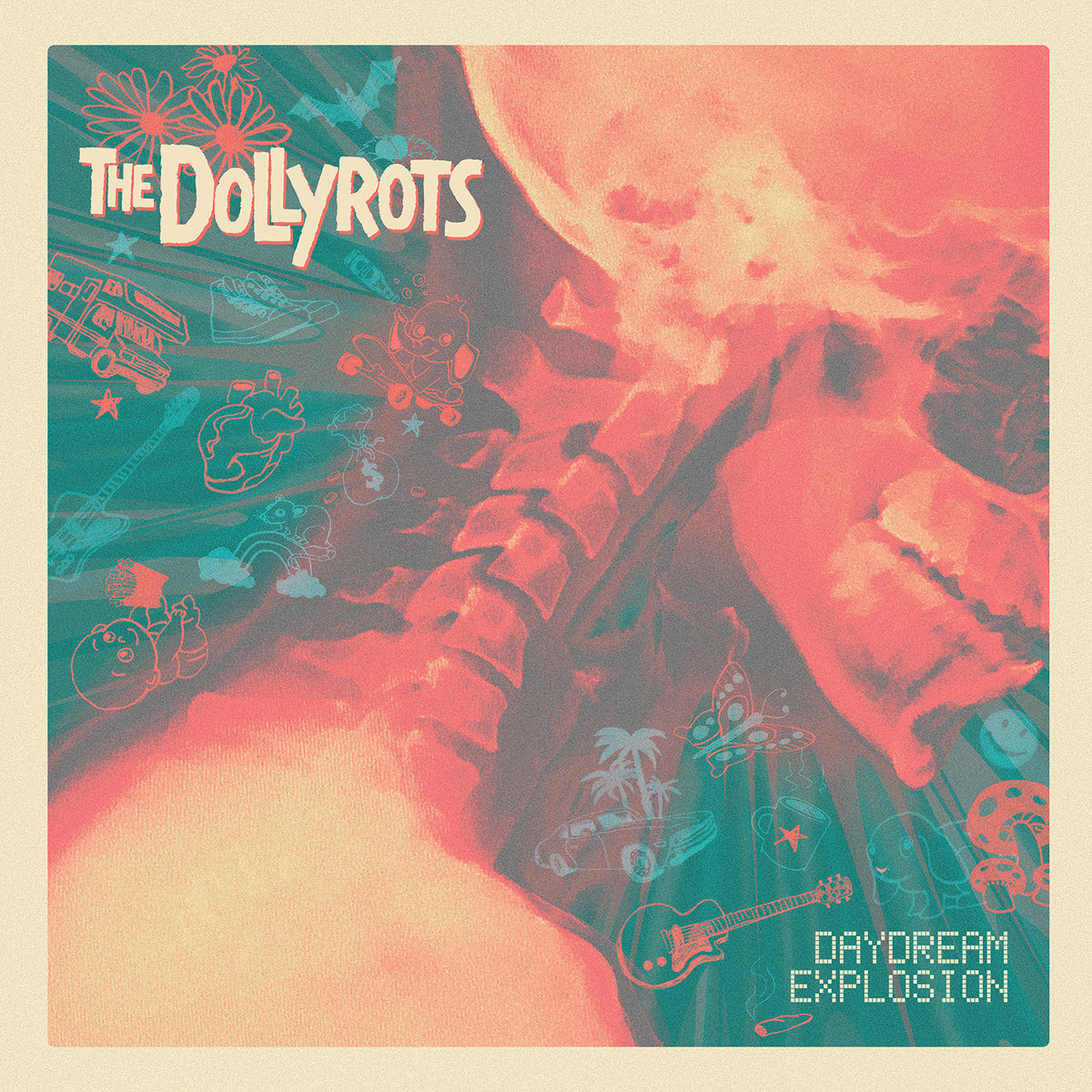 The Dollyrots – Daydream Explosion (CD)