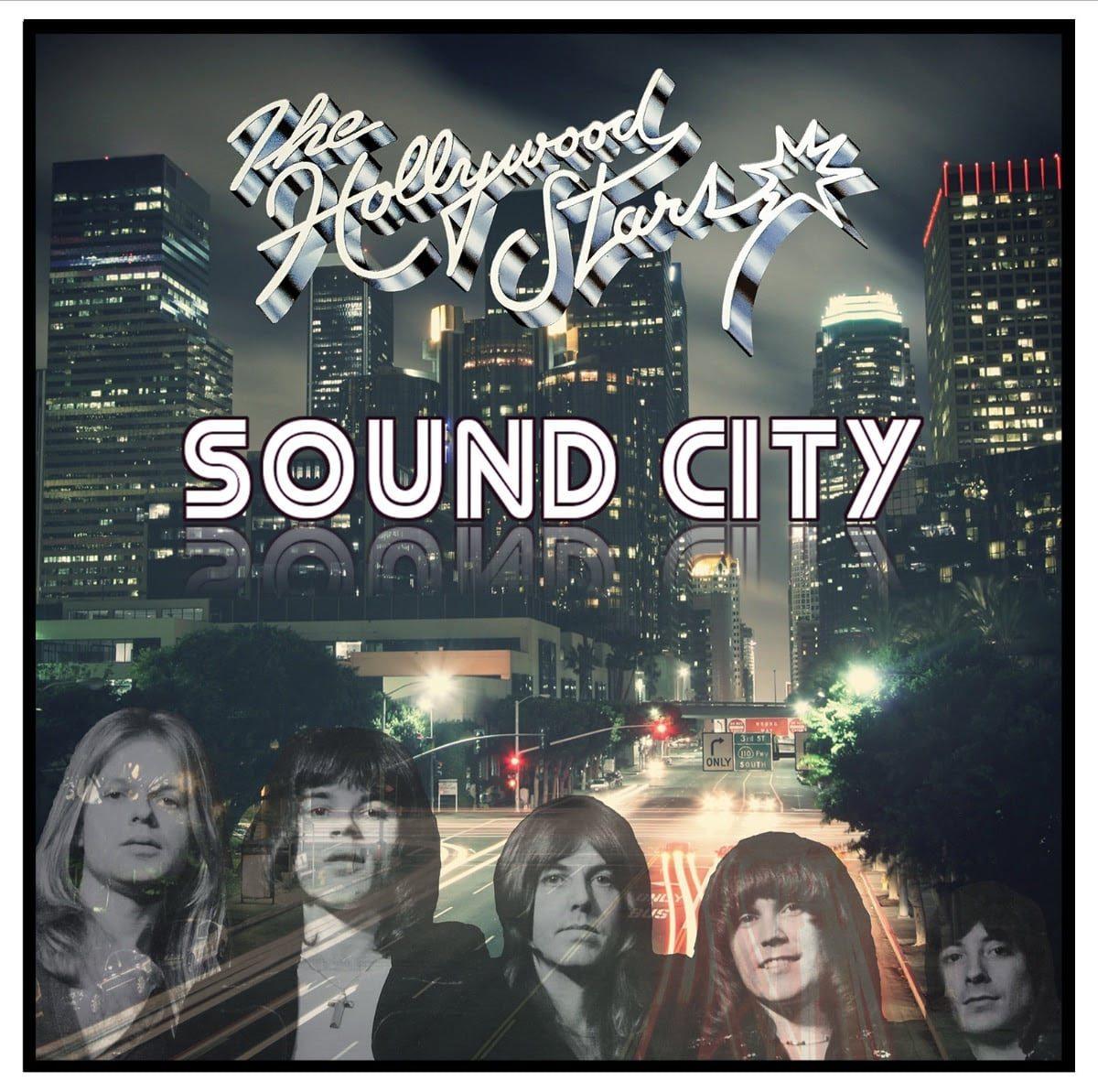 The Hollywood Stars – Sound City (CD)