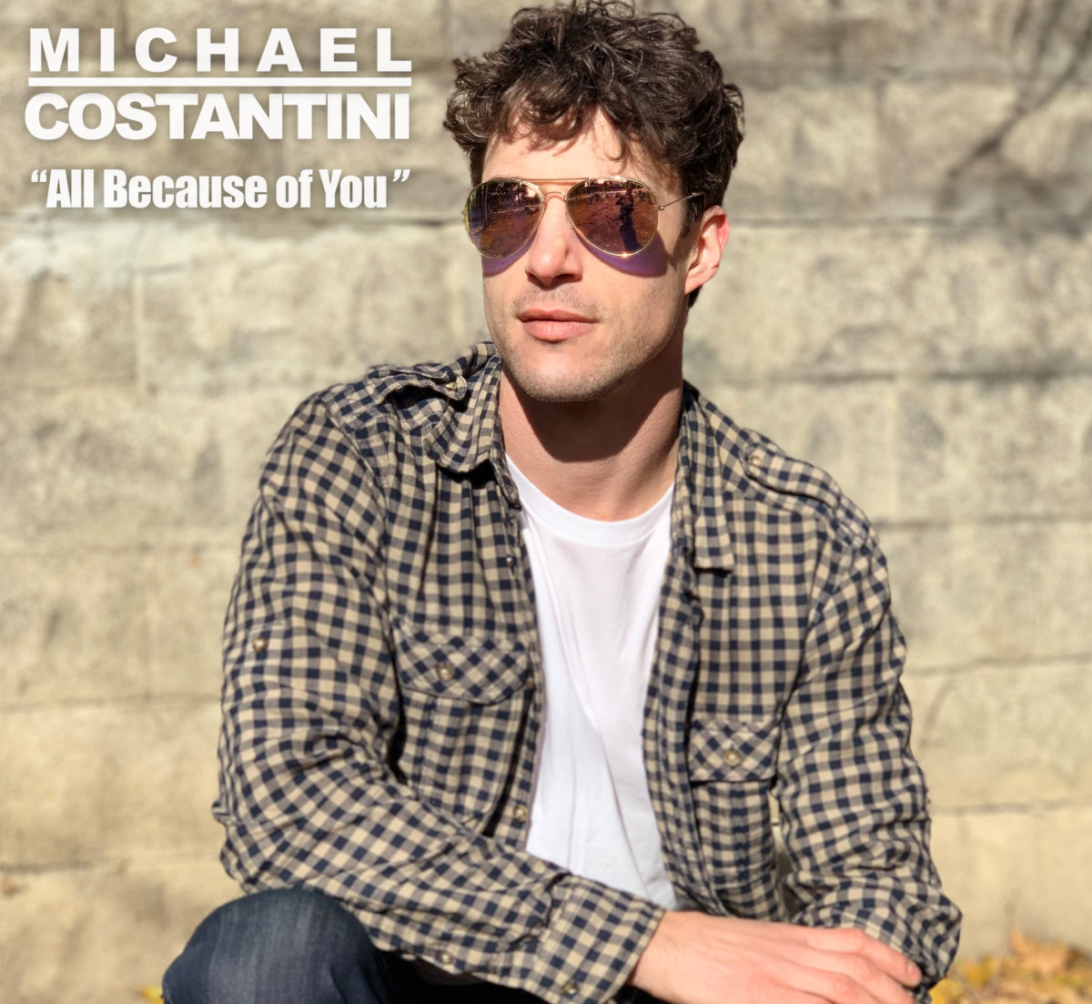 Michael Costantini – 'All Because of You'