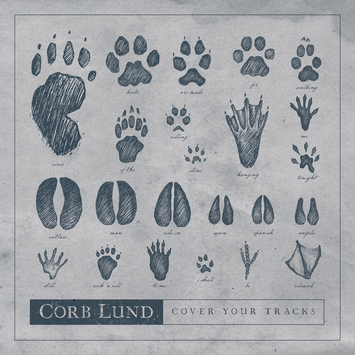 Corb Lund – Cover Your Tracks (CD)