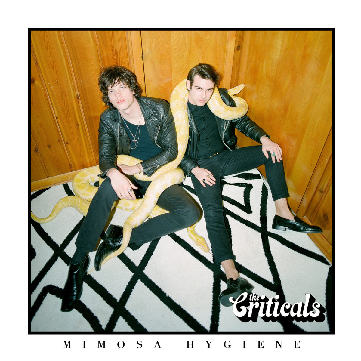 Mimosa Hygiene is the first collection from Nashville based duo The Criticals