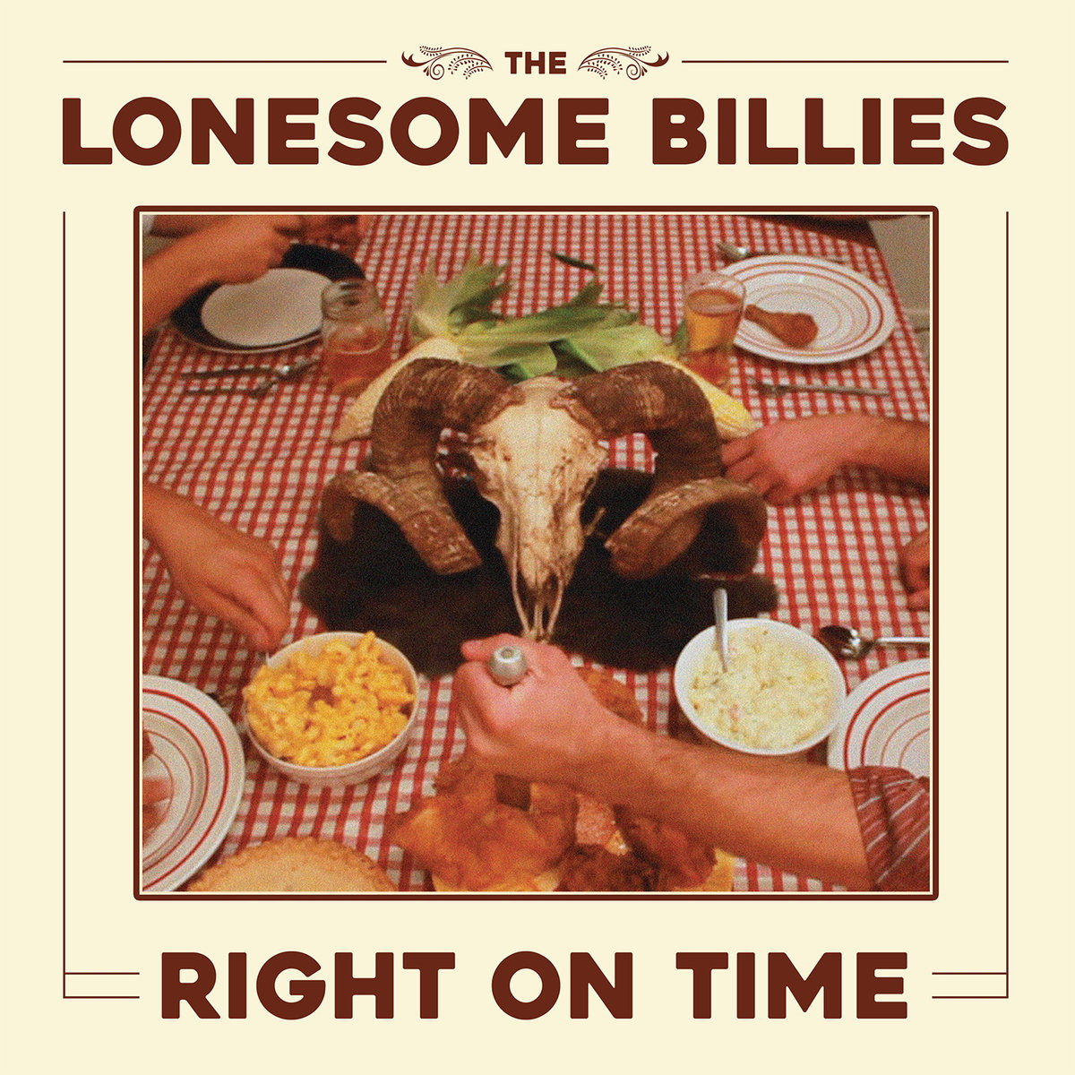 The Lonesome Billies – Right On Time (Vinyl)