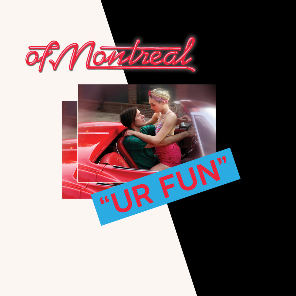 of Montreal's UR FUN album released today (1/17)