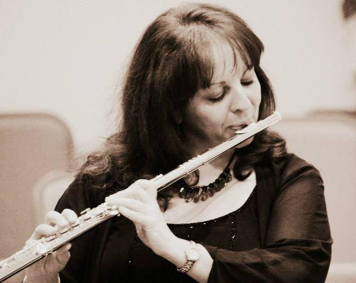 Flutist Patricia Lazzara's releases Radiance LP
