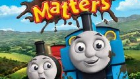Thomas & Friends: Muddy Matters DVD Review