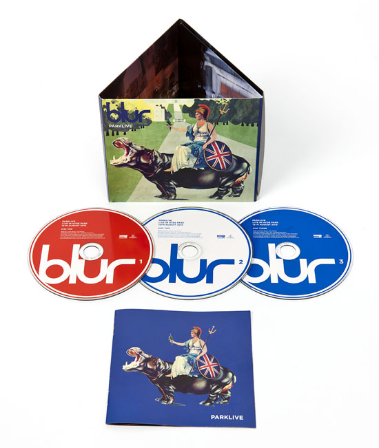 Blur-Parklive-EXPLODED