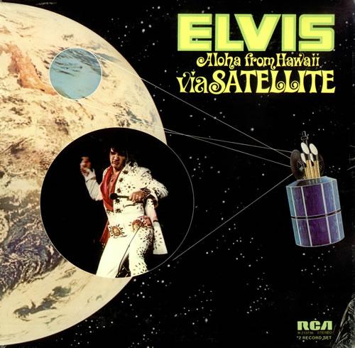 Elvis Aloha From Hawaii Via Satellite Legacy Edition