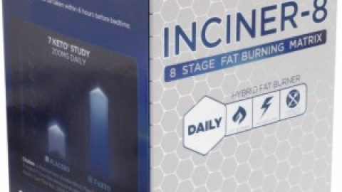 Inciner-8 (Fat Burning / Caffeine)
