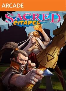 Sacred Citadel Box Art