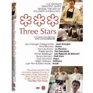 dvd three stars